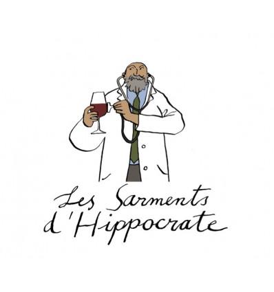 Les Sarments d'Hippocratte - Clos des Saumanes