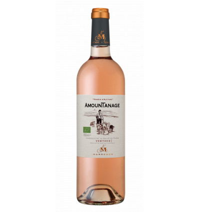 Ventoux - Marrenon - Amountanage rosé BIO