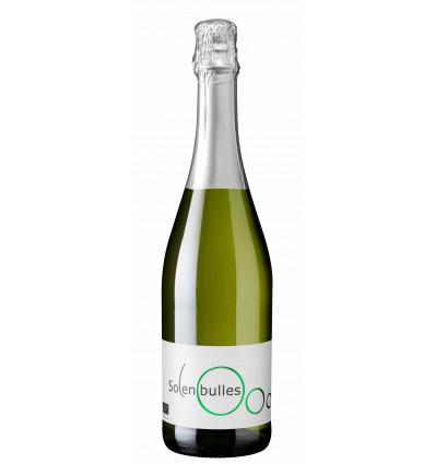 Solenbulles - Vin pétillant blanc brut - Solence