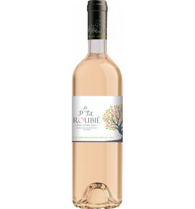 Le P'tit Roubié rosé - Domaine Petit Roubié