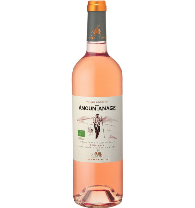 Amountanage rosé BIO